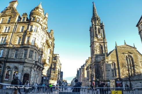 Edinburgh Landmarks - 241215-0094