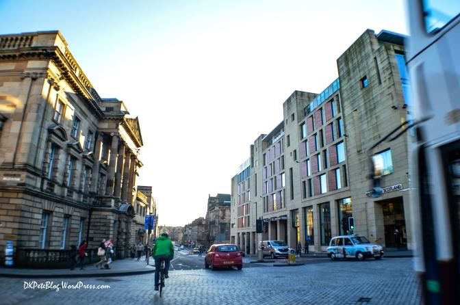 Edinburgh Landmarks - 241215-0135