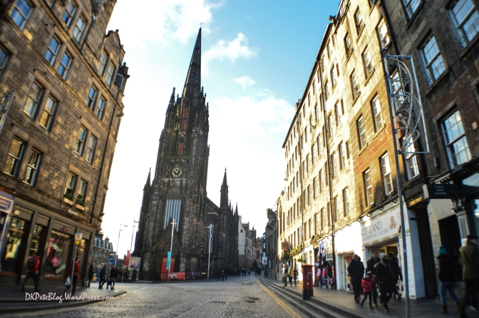 Edinburgh Landmarks - 241215-0151