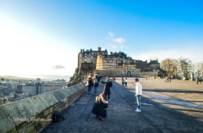 Edinburgh Landmarks - 241215-0206